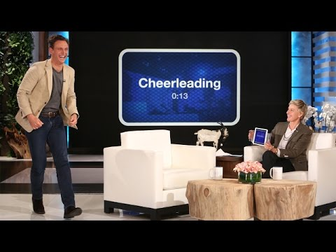Tony Goldwyn Acts It Out in 'Heads Up!'