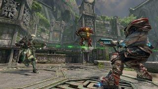 Quake Champions – Debut Gameplay Trailer (PEGI)