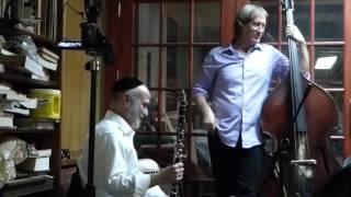 Andy Statman Trio - Jasmine..... 12-3-15 Charles Street Synagogue, NYC