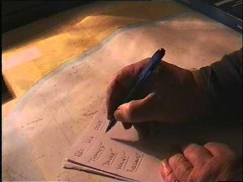 BBC Radio 4 Shipping forecast 0048 hrs 3/10/12 - being received at sea Part 1