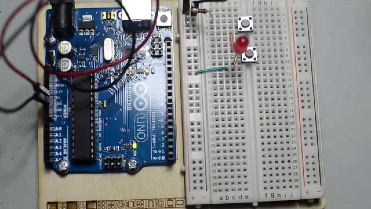 Arduino Starter Kit Projects - Project 01 : Series Circuit