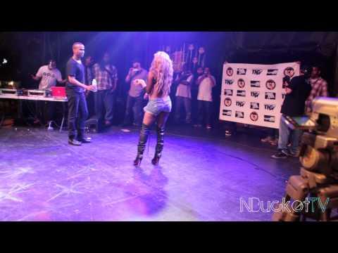 Kat Deluna Live at Latin Fest 2011
