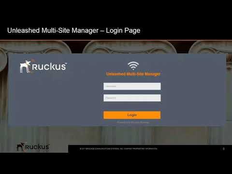 Ruckus Wireless | Net-Ctrl - Part 6