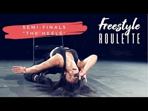 """Galen Hooks Presents """" FREESTYLE ROULETTE: LIVE EVENT"""" NEW YORK 