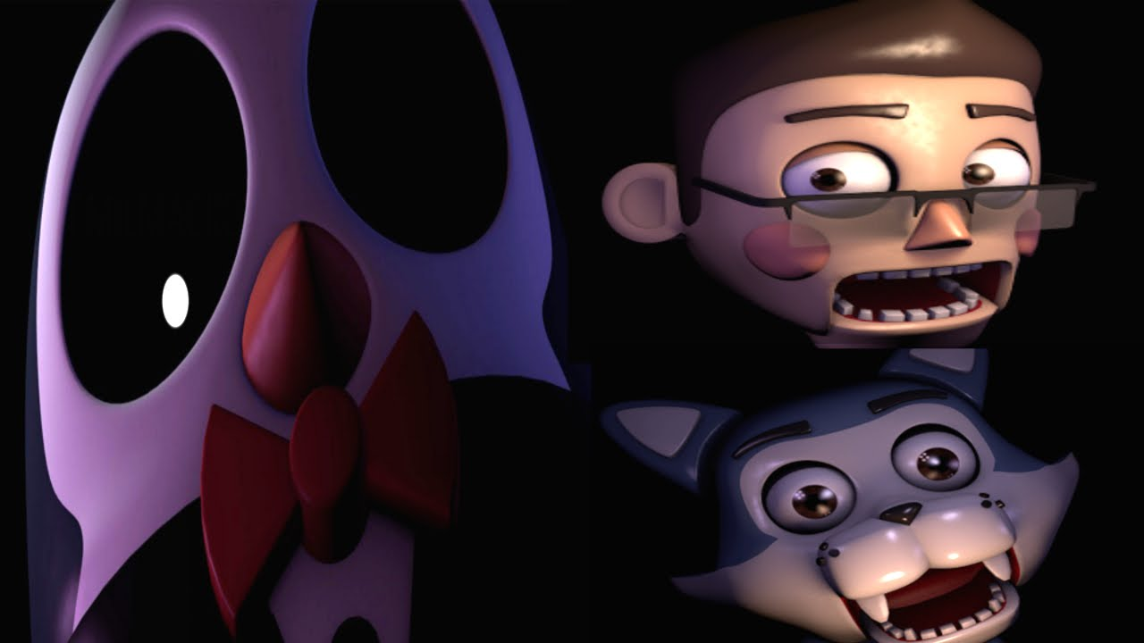 BEST Five Nights at Freddy's 3 FAN MADE ANIMATRONICS