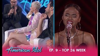 Kay Kay: This Young Girl Brings RIHANNA Power To The 'Idol' Stage!! | American Idol 2018
