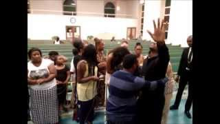 The Inner Court Worship Exp