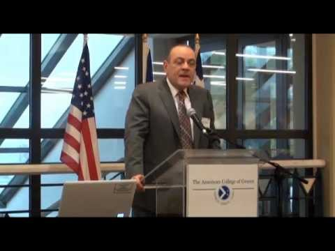Business Week 2012, Opening Speech of Dimitris Daskalopoulos-DEREE, 12.03.2012