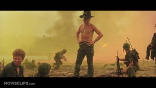 The Smell of Napalm In the Morning   Apocalypse Now 48 Movie CLIP 1979 HD