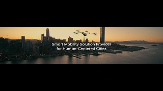 CES 2020 현대자동차 미래도시 스마트 모빌리티 솔루션-Smart Mobility Solution Provider for Human Centered Cities (full)