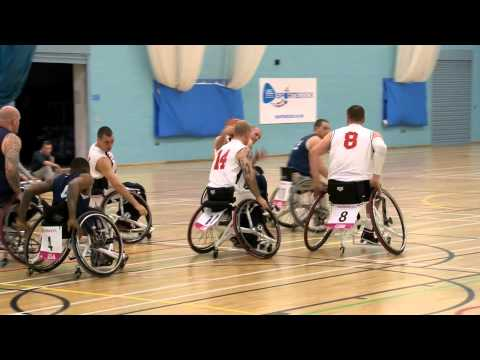 Paralympics 2012: Wheelchair Basketball