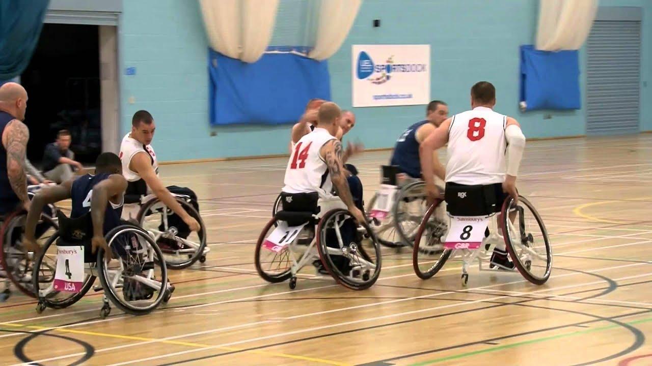 Paralympics 2012: Wheelchair Basketball