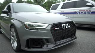 APR RS3 / TTRS Intake System - Coming soon