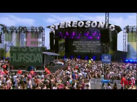 DANCE (RED), SAVE LIVES 2012 - Tommy Trash Live from Stereosonic