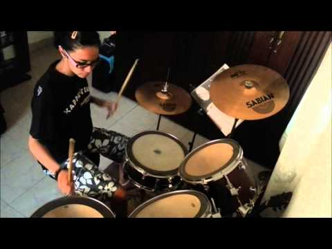 Bhaag DK Bose (Delhi Belly)- Drum Cover
