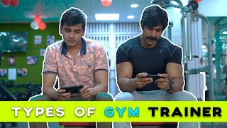 Types of Gym Trainers | Rubal Dhankar | Comedy Vine | Desi Comedy