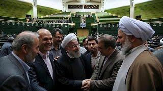 روحاني: الإتفاق النووي صفحة ذهبية في تاريخ إيران