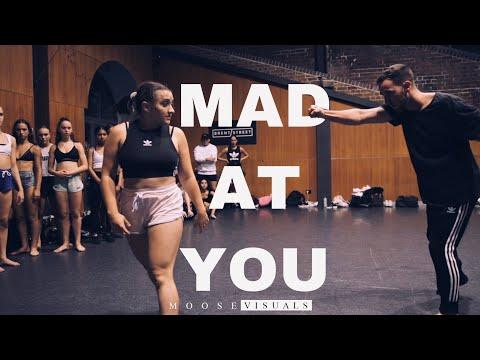 MAD AT YOU - Noah Cyrus & Gallant - Choreography by Paris Cavanagh