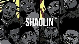 "(FREE BEAT) ""Shaolin"" Wu Tang Clan   GZA   Method Man Type Beat (90s Boom Bap Hip-Hop Beat)"