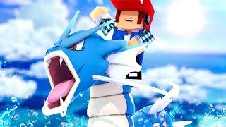 Minecraft: FINALMENTE GYARADOS !! (Parque Pokémon #06)