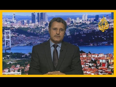 ???? ????الكاتب والمحلل السياسي اليمني ياسين التميمي: مسألة وصول #السعودية إلى بحر العرب هو هدف قديم لها  - نشر قبل 2 ساعة