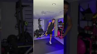 Fat Burning Leg Workout (No Equipment)