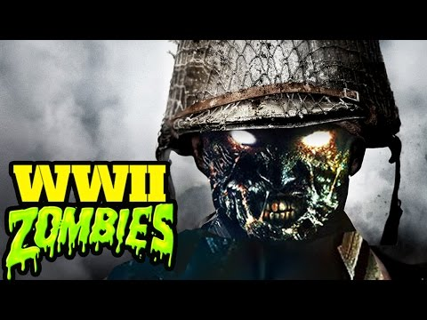 Call of Duty: WORLD WAR 2 – WAS ZOMBIES LEAKED MONTHS AGO? CO-OP MODE SPECULATION!