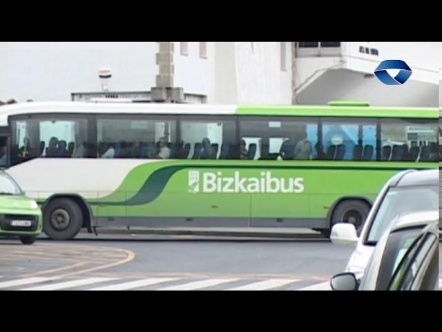 BERMEO Udan igande eta jaiegunetan Bizkaibus zerbitzua mantentzeko deia egin du Berme