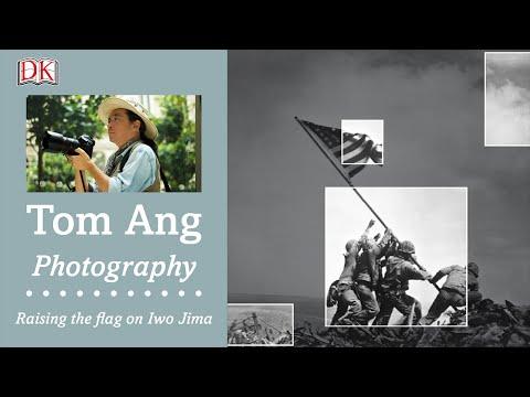 Tom Ang on 'Raising the Flag on Iwo Jima' by Joe Rosenthal.
