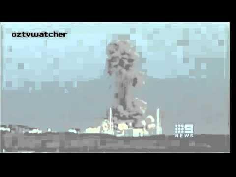 Explosion nuclear power plant  japan