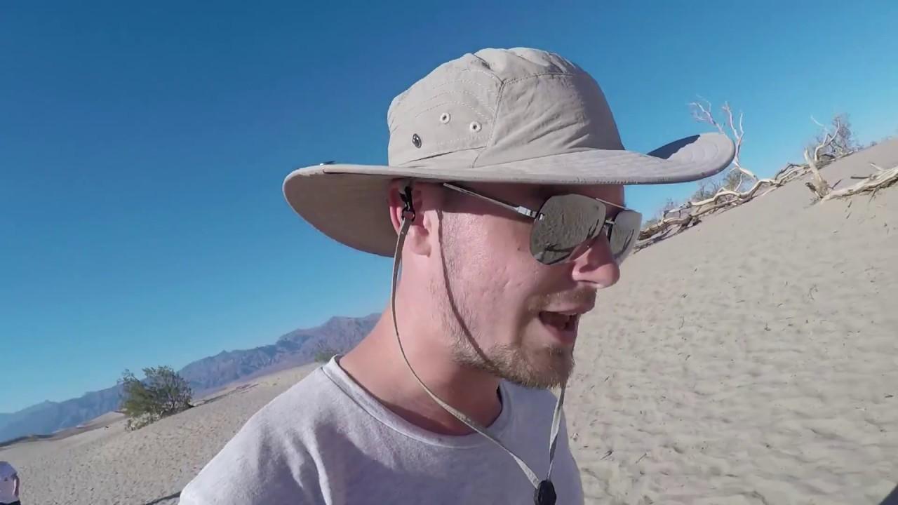 WYPRAWA DO DOLINY ŚMIERCI | Death Valley – Trip po USA [#10]