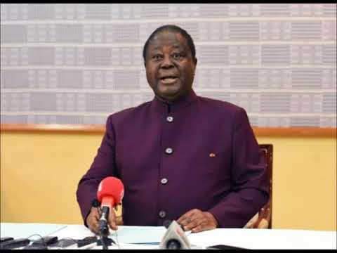 H K Bédié Le PDCI discute avec ses alliés, il présentera un candidat en 2020