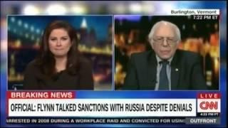 Bernie Sanders Exposes CNN