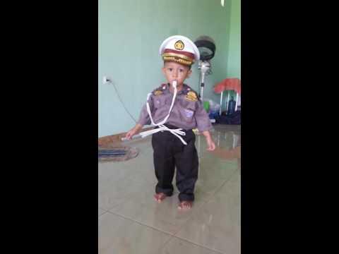 pak polisi kecil