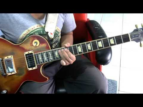 Moonlight Shadow Lessons guitar