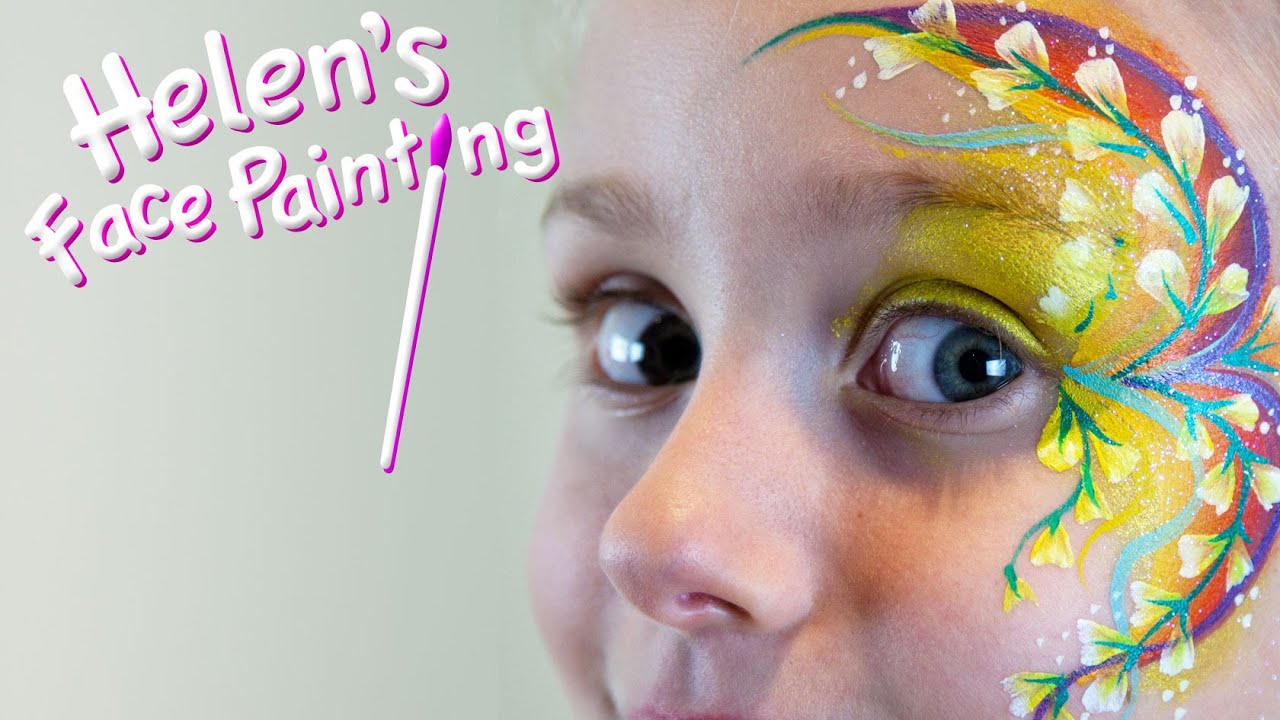 Arty Cakes Face Paint
