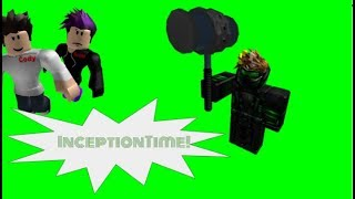 Meeting Roblox Admins! InceptionTime.