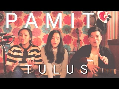 Tulus  Pamit  With English Version Ft Raguel Lewis