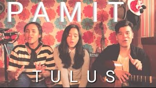 Gambar cover Tulus - Pamit (Cover) With English Version Ft. Raguel Lewis