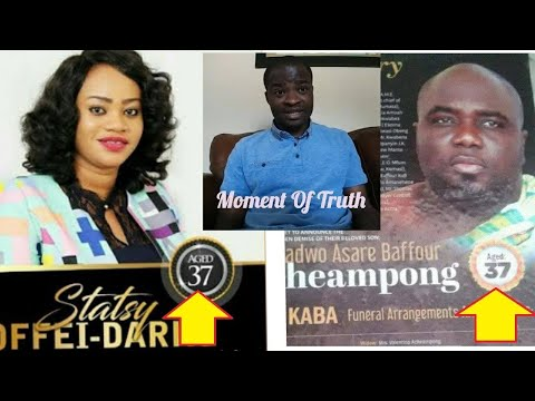 Deep secret behind Stacy Offie-Darko's Death EXPOSED. Ghana illuminati wicked - Evangelist Addai