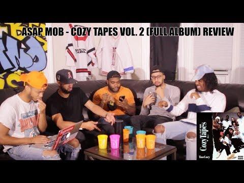 ASAP MOB - COZY TAPES VOL. 2 (FULL ALBUM) REVIEW/REACTION