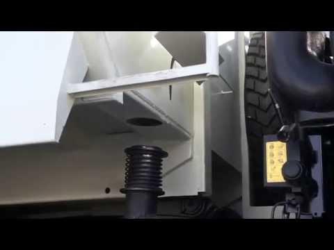 autoction.co.kr Hyundai HD 270 Dump heating system