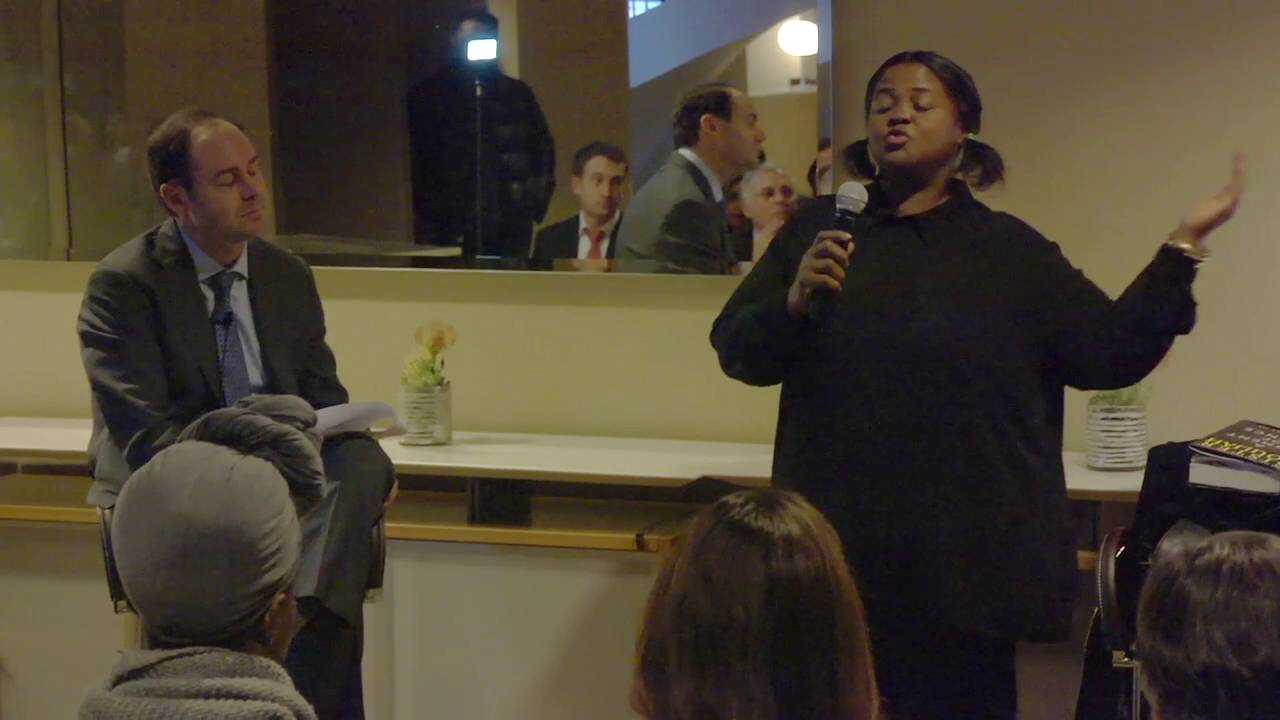 Sister Souljah Talks About Her Interactions With Bill Clinton