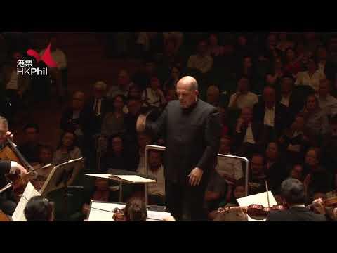 Bruckner Symphony no. 8 / Hong Kong Philharmonic Orchestra & Jaap van Zweden
