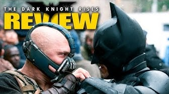 The Dark Knight Rises - Movie Review by Chris Stuckmann