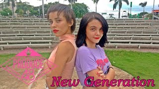 "[DANCE COVER] ""New Generation"" - Produce 48 - jax Jones Instruction Video"