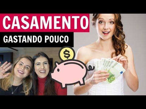 5 DICAS PARA ECONOMIZAR NO CASAMENTO   Feat. Camila Gomes
