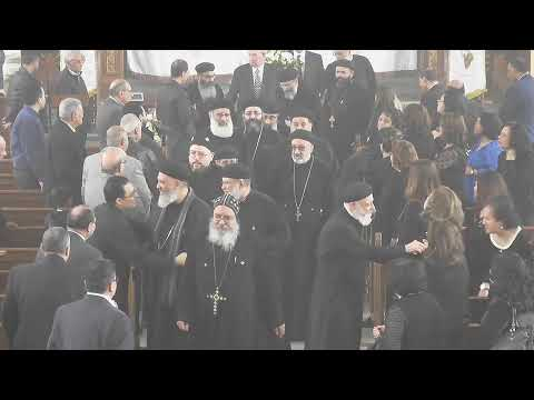 Funeral For Mr. Fouad Sarkis - May 4, 2019