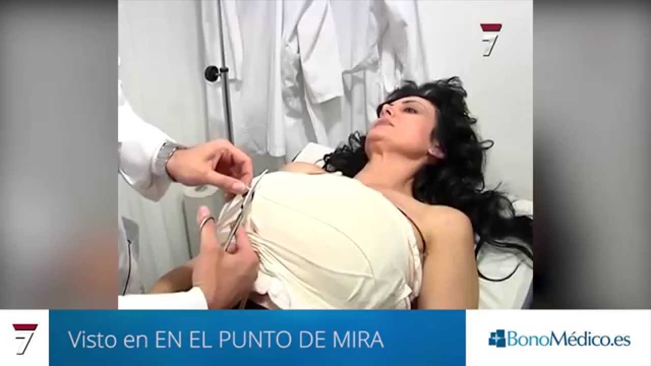 El pecho 295 implant redondo