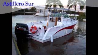 lancha de pesca deportiva Astillero Sur Mar del Plata BRENDA FISHER 690